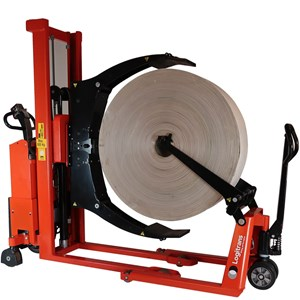 Reel Rotator and Reel Lifter
